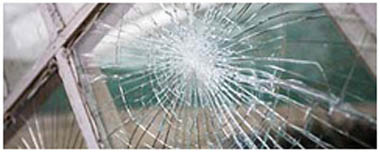 Pinner Smashed Glass